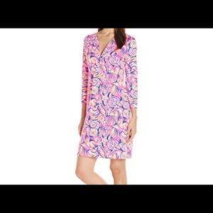 Lilly Pulitzer Riva Dress Shell of a Time